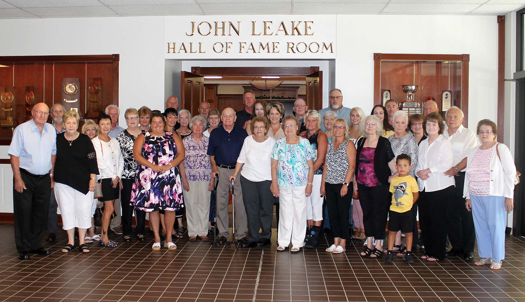 Leake Descendants