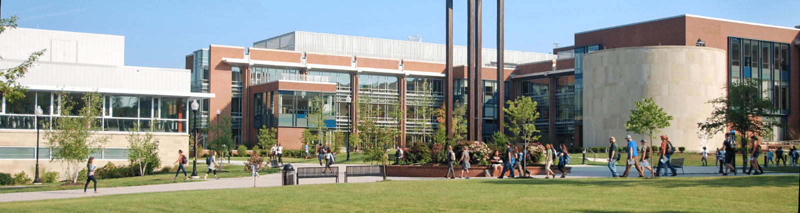 Beautiful Image of the Campus