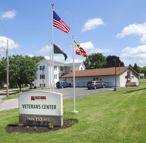 New Veterans Center