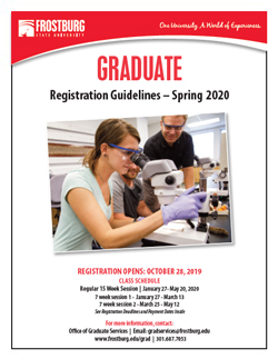 2020 Spring Graduate Guidelines