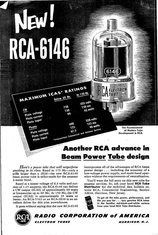 Sheets data rca tube vacuum Frank's Electron