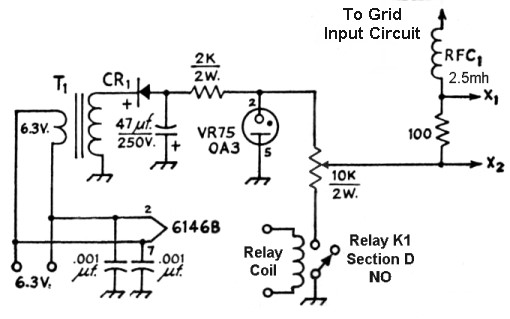 how to connect rf to grid power