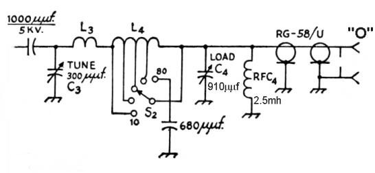 the aa8v 6146b amplifier