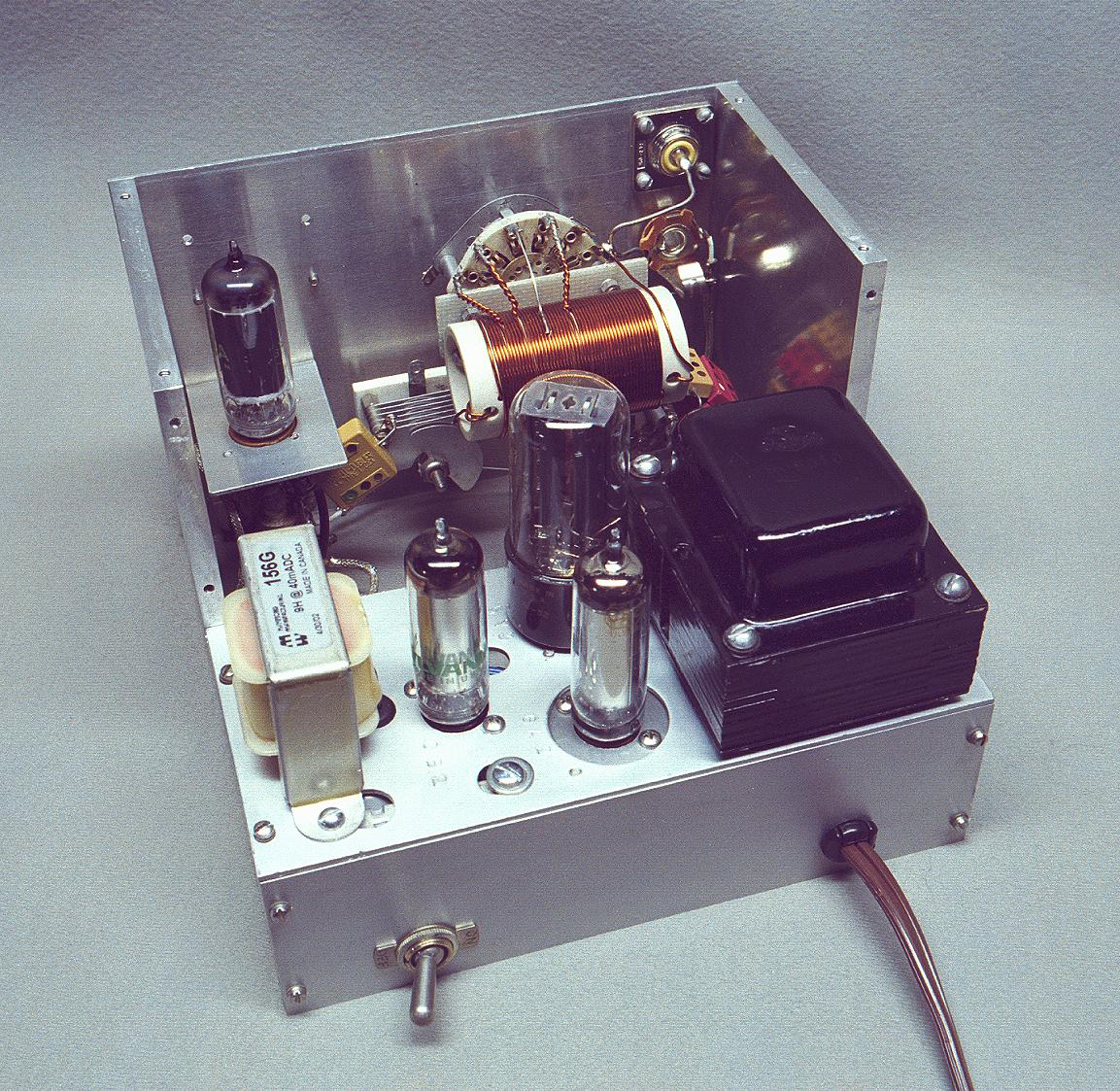 Design and construction of a homebrew single sideband amateur radio transmitter