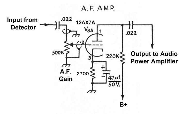 The AA8V 6x2 Superheterodyne Receiver - First Audio