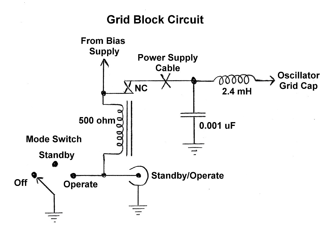 using the lm 13 frequency meter as a vfo grid blocking the rh faculty frostburg edu Power Supply Filter Circuits Power Supply Filter Circuits