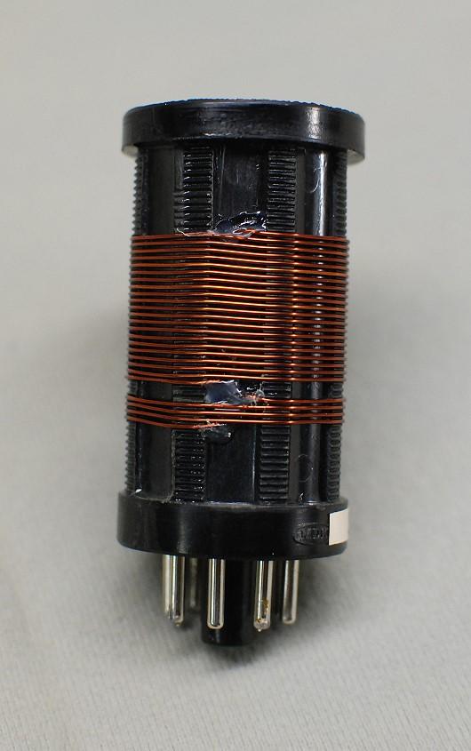 The AA8V Twinplex Regenerative Receiver - L1 and L2 Coil