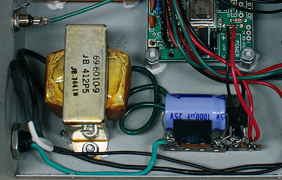 A Digital VFO for Vintage Transmitters - Main Page and Exterior Photos