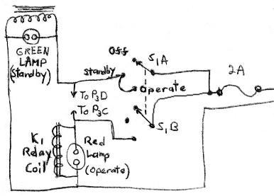 wingfoot 813 circuit description and schematic diagram
