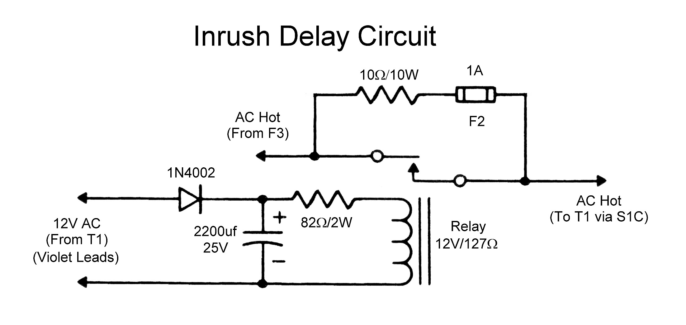 click here for a high resolution schematic, more suitable for printing   circuit description: