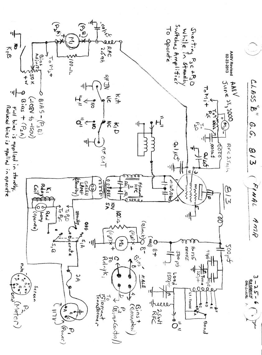 Amplifier Circuit Diagram 1500w Power Amplifier Circuit Diagram